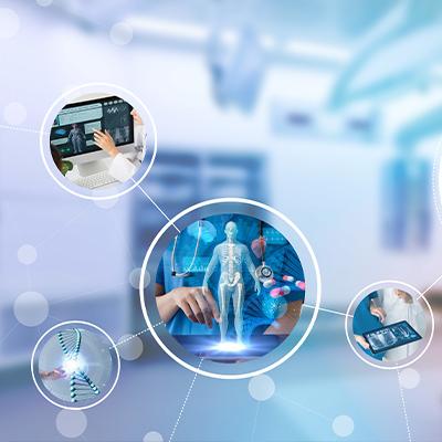 健康管理や店舗運営の為のシステムの開発と販売